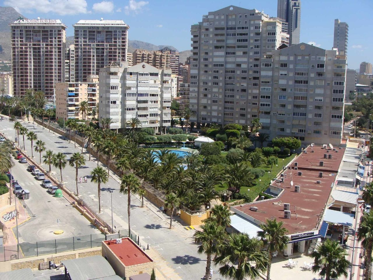 Plazas Parking Cala Sol – Cala Finestrat